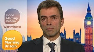Tom Brake MP on Why Lib Dems Want a December 9th General Election | Good Morning Britain