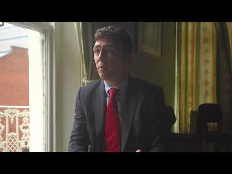 Andy Burnham visits Lincoln in Labour leadership campaign