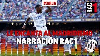 Le encanta al madridismo: Así narraron el gol de Alaba en RAC1 I MARCA