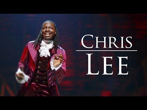 Chris Lee in