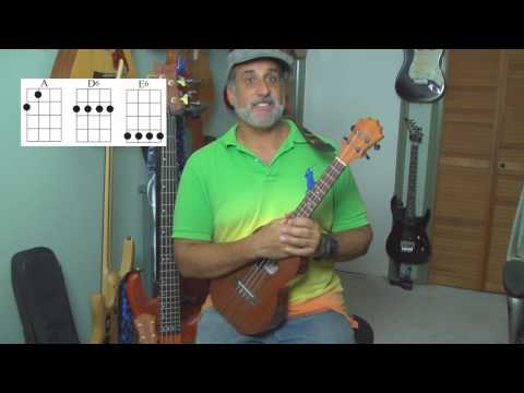 Reggae Strum (Strumming) for Ukulele