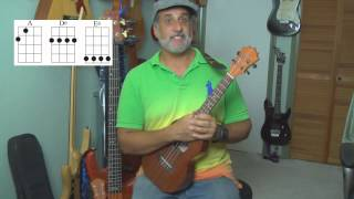 �������� ���� Reggae Strum (Strumming) for Ukulele ������
