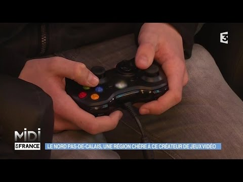 FEUILLETON : Le Nord-Pas-De-Calais, une région chère à ce créateur de Jeux Vidéo