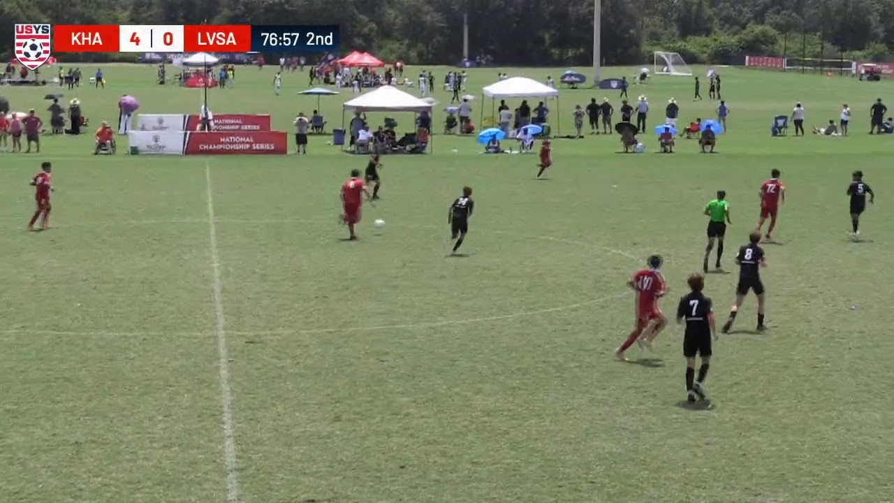 Download 2021 US Youth Soccer Nationals: U16 Boys Final - Field 5 - 1030am