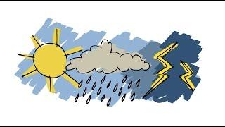 أحوال الطقس : 17 مارس 2017