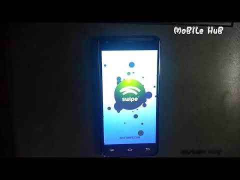 SWIPE Mobile Hard Reset Or Pattern Unlock.......