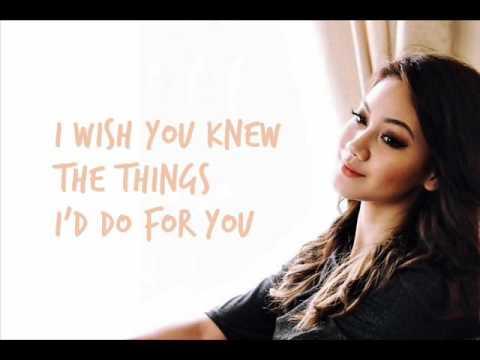 Daiyan Trisha - Stargazing (Lyrics)