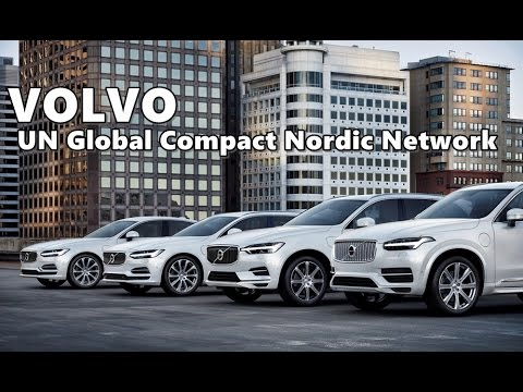 Volvo Outlines Sustainability Plans at 2017 UN Global Compact Nordic Network