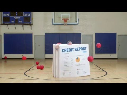 "freecreditreport.com's ""Dodgeball"" Commercial (:30)"