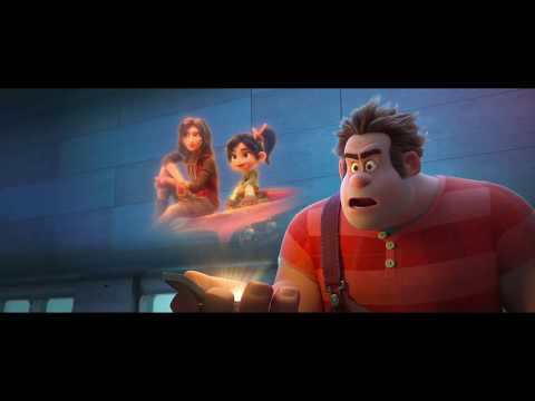 Ralph Breaks The Internet (2018) - Vanellope Wants To Stay In Slaughter Race | Clip Series Blu-Ray