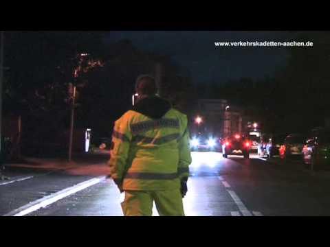 Verkehrskadetten Aachen Martinszug Soers 10.11.2013