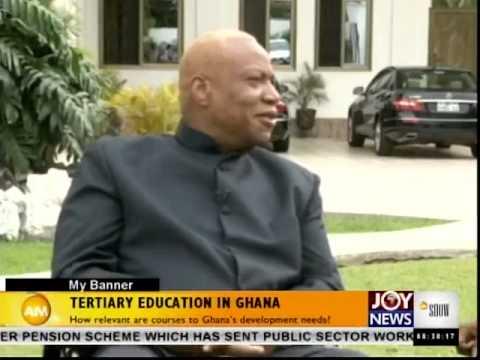 Tertiary Education in Ghana - My Banner (28-10-14)