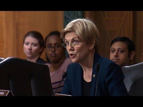Sen. Elizabeth Warren: The fighter