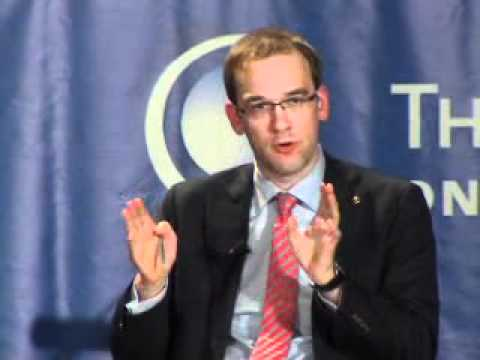 2012 Young Atlanticist Summit - Delegate Panel: Energy Security - Visible or Not