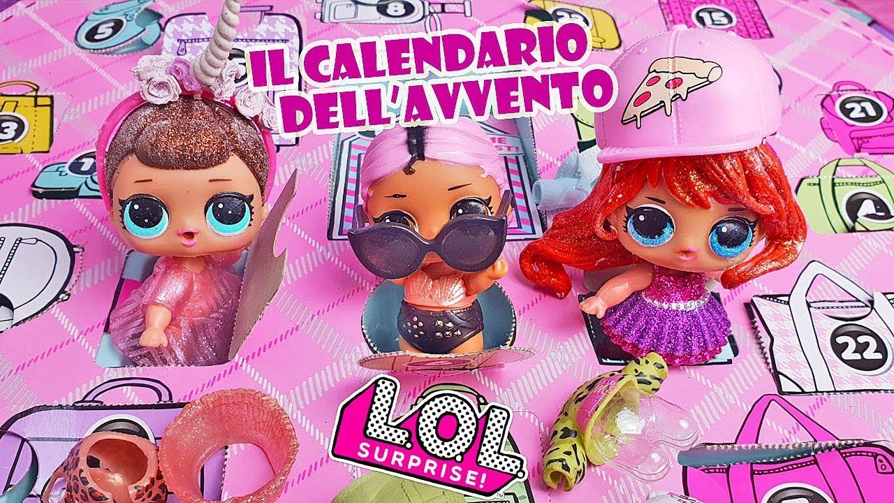 Lol Surprise Calendario Dellavvento.Il Calendario Dell Avvento Lol Surprise Outfit Of The Day Unboxing