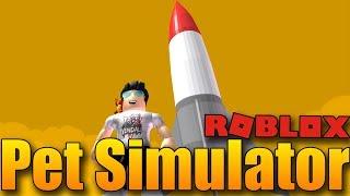 KONEČNĚ JSEM NA MĚSÍCI!😍   ROBLOX: Pet Simulator #6