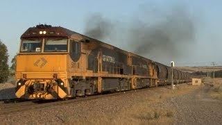 NSW Railways - Hunter Valley: Australian Trains