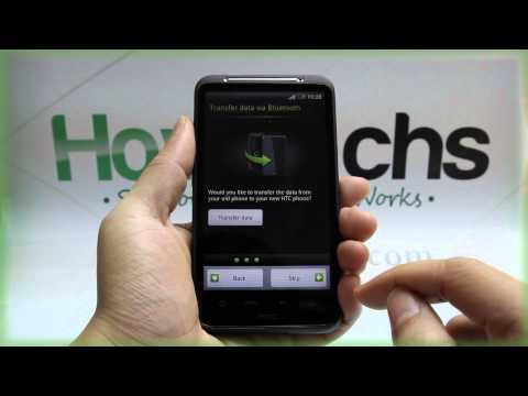 How to Master Reset HTC Desire HD