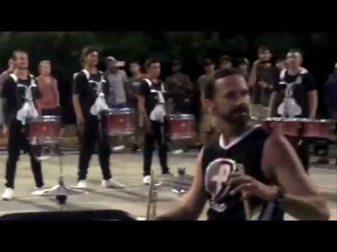 Roger Carter featuring the 2016 Bluecoats Drumline