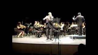 Badinerie. Suite Orquestal no. 2 en Si Menor. BWV 1067. JS Bach. Orquesta Filarmónica de Sonora