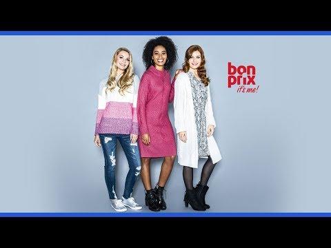 bonprix autumn/winter 2019 advert