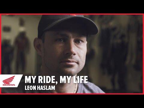 My Ride, My Life: Leon Haslam