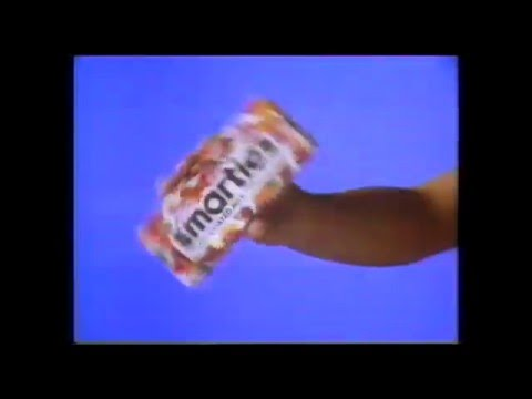 SMARTIES | Old South African TV Adverts