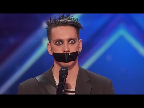 Thumbnail: America's Got Talent - Tape Face All Acts