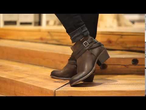 H by Hudson - Horrigan in Tan - YouTube