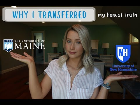 WHY I AM TRANSFERRING | THE PERSONAL+HONEST TRUTH