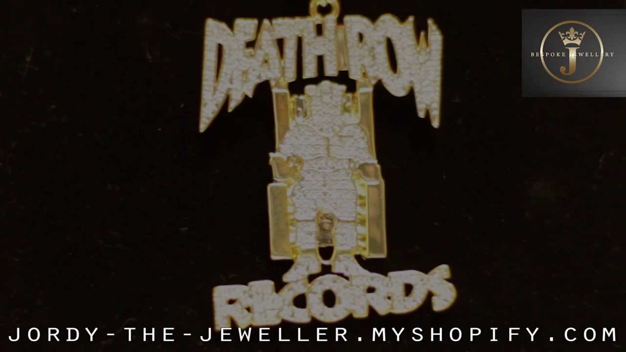 Death row records pendant youtube death row records pendant aloadofball Choice Image