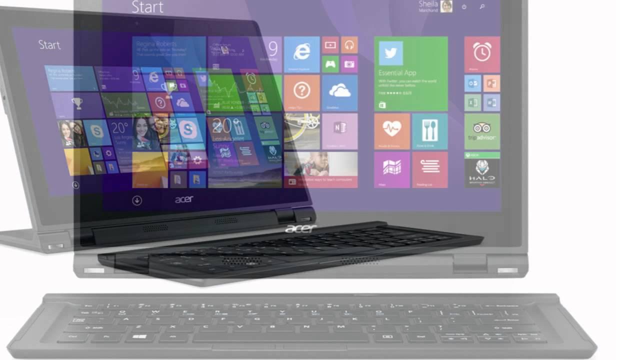 Acer SW5-271 Windows 8 X64