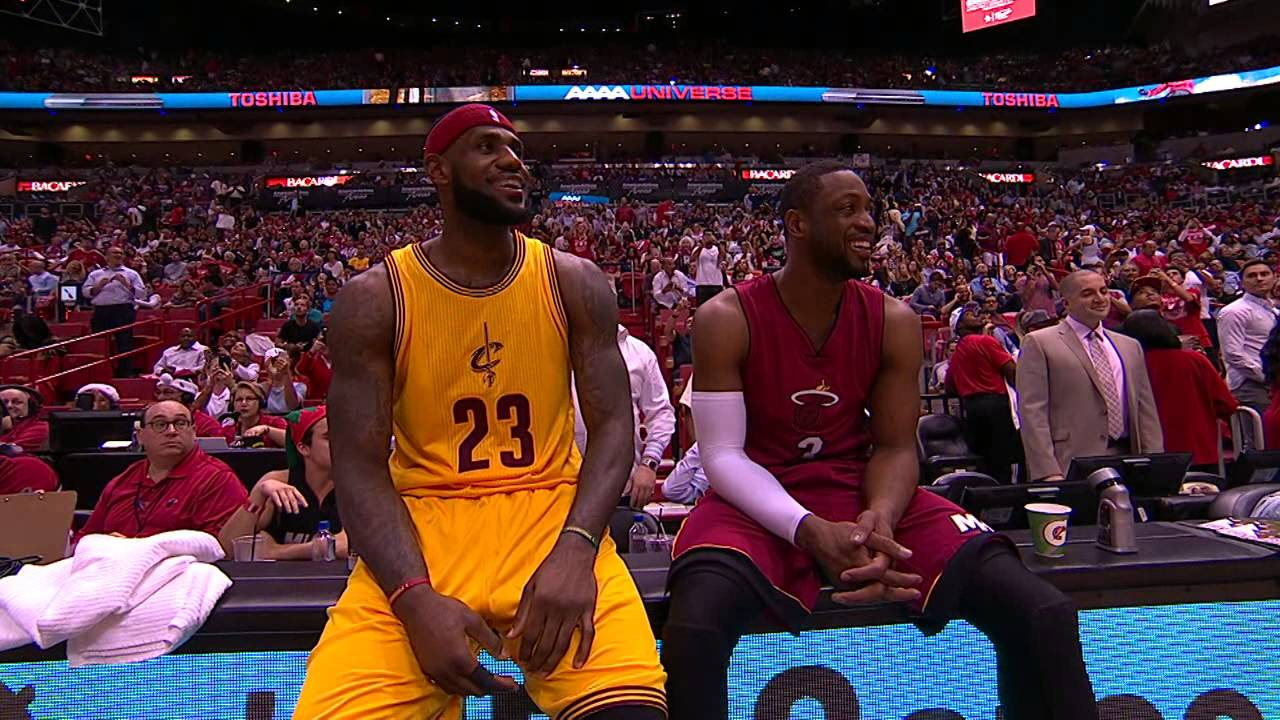 A LeBron-Miami reunion? At least a few NBA players believe it's possible