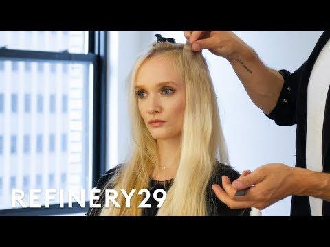 I Got Hair Extensions By Kim Kardashian's Stylist | Hair Me Out | Refinery29