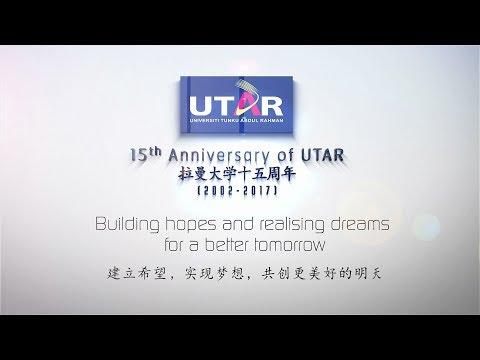 UTAR Celebrates 15th Anniversary