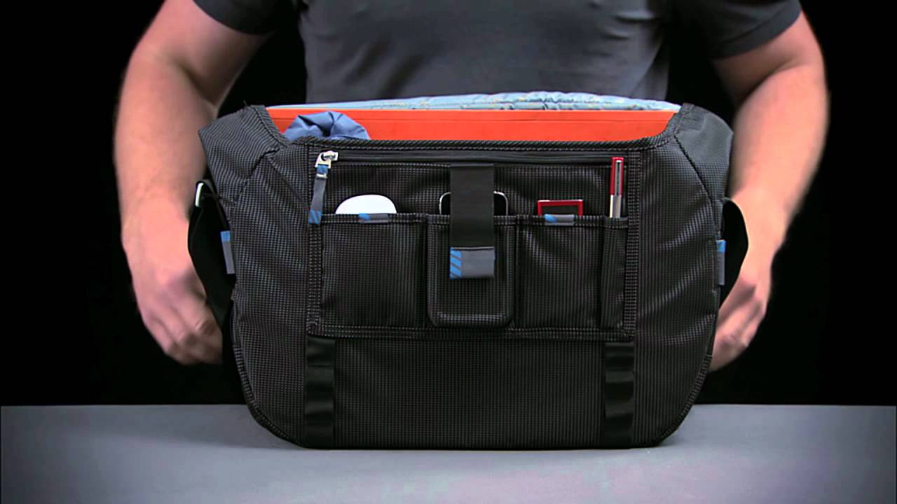 Rack Outfitters Presents the Thule TCMB-115 Crossover Messenger ...