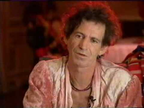 Keith Richards Interview -