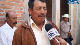 OAXACA NUEVO SIGLO TV INAUGURACION PRIMERA ETAPA CASA DE CULTURA MAGDALENA JALTEPEC