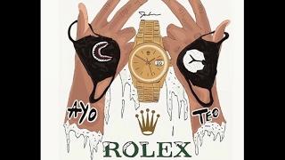Ayo & Teo - Rolex Instrumental (ReProd. By Dirty Dori)
