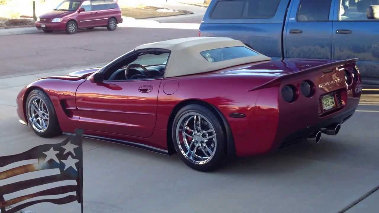 2004 corvette for sale sold youtube. Black Bedroom Furniture Sets. Home Design Ideas