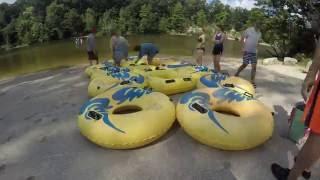 Muskegon River Tubing Trip 2016