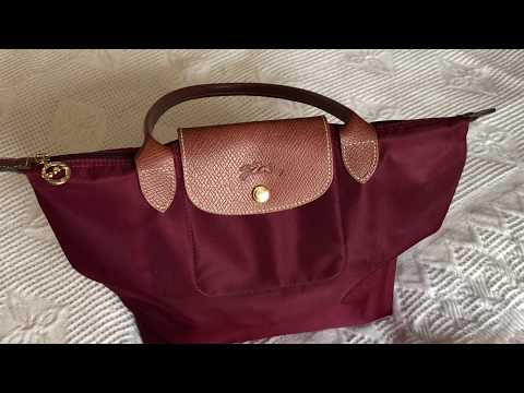 What's In My Bag - Longchamp