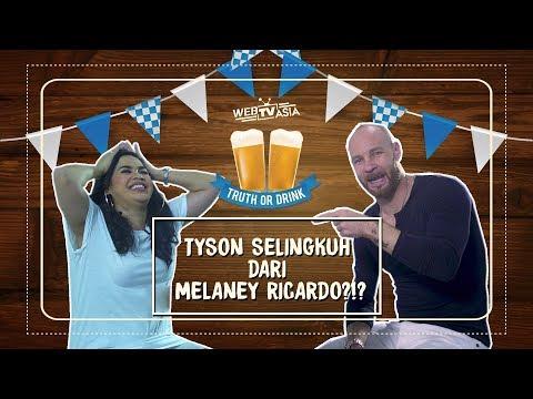 Tyson Pernah Niat Buat Selingkuh dari Melaney Ricardo | #TruthOrDrink Eps 10