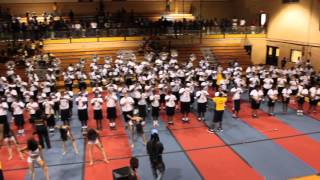 "Grambling St.""World Famed"" Let It Burn"" Pep Rally 2015"""