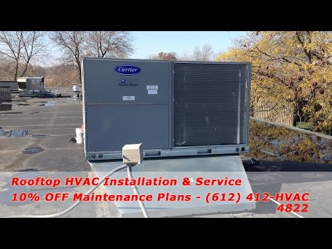 Commercial HVAC Minneapolis St Paul MN