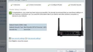 RV215W Router Quick Setup