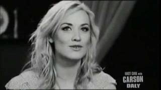 Yvonne Strahovski speaking Polish