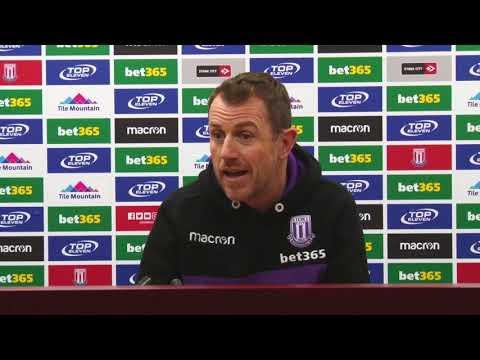 Press Conference: Shrewsbury Town