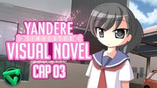 ¡YANDERE CHAN ATACA A OSANA! - Yandere Simulator (Visual Novel) #3 | iTownGamePlay
