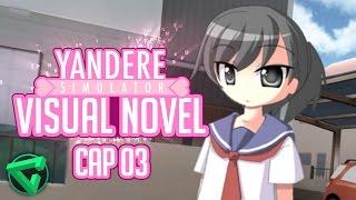 ¡YANDERE CHAN ATACA A OSANA! - Yandere Simulator (Visual Novel) #3 | iTownGamePlay